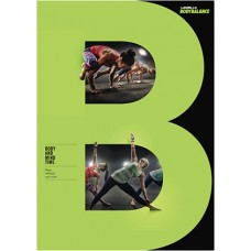2019 Q9 LesMills Routines BODY BALANCE 86 DVD + CD + Notes