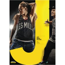 2019 Q3 Routines BODY JAM 90 HD DVD + CD + Notes