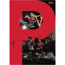 2019 Q3 LesMills Routines BODY PUMP 111 DVD + CD + waveform graph