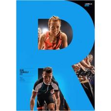 [Hot Sale]Lesmills 2016 Q2 Routines RPM 71 HD DVD + CD + waveform graph