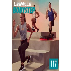 2019 Q3 LesMills Routines BODY STEP 117 DVD + CD + Notes