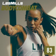 Spot sale 2020 Q1 LesMills Routines BODY COMBAT 83 DVD + CD + Notes