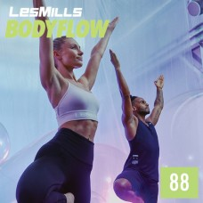 Spot sale 2020 Q1 LesMills Routines BODY BALANCE/FLOW 88 DVD + CD + Notes