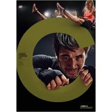 [Hot-Sale]Lesmills 2016 Q2 Routines BODY COMBAT 68 HD DVD + CD + waveform graph