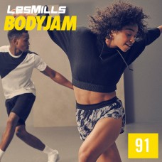[Hot sale]2019 Q4 Routines BODY JAM 91 HD DVD + CD + Notes