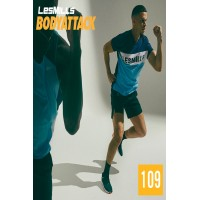 [Hot Sale]2020 Q2 LesMills Routines BODY ATTACK 109 DVD + CD + Notes