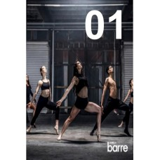 LesMills Barre 01 DVD + CD + waveform graph