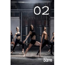 [Hot] LesMills Barre 02 DVD + CD + waveform graph