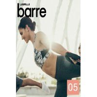 [Hot] LesMills Barre 05 DVD + CD + NOTES