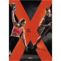 2019 Q3 LesMills Routines CX30 36 DVD+CD+Notes