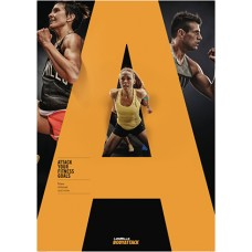 2019 Q4 LesMills Routines BODY ATTACK 107 DVD + CD + Notes
