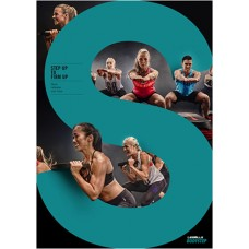 [Hot Sale]2021 Q1 LesMills Routines BODY STEP 122 DVD + CD + Notes