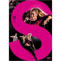 [Hot Sale]2021 Q1 LesMills Routines SH BAM 42 DVD + CD + Notes