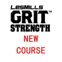 2019 Q4 LesMills Routines GRIT STRENGTH 31 DVD+CD+ Notes