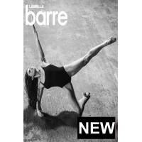 [Hot sale]Les Mills Routines Barre 13 New Release 13 DVD, CD & Notes