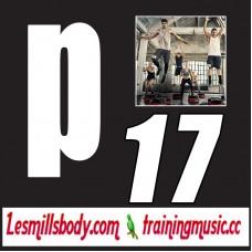 [Pre Sale]Lesmills 2016 Q2 Routines GRIT Plyo 17 DVD+CD+ waveform graph
