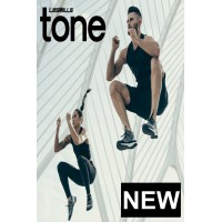 [Hot sale]LesMills Routines TONE 10 DVD+CD +Notes