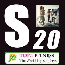 [Hot Sale] 2017 Q1 Routines Strength 20 DVD + CD+ waveform graph