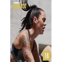 [Hot Sale]2019 Q2 LesMills Routines SPRINT 16 DVD + CD+ waveform graph