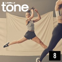 [Hot sale]LesMills Routines TONE 08 DVD+CD +Notes