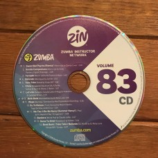 [Hot Sale]2019 New dance courses ZIN ZUMBA 83 HD DVD+CD