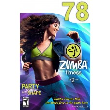 [Hot Sale]2018 New dance courses ZIN ZUMBA 78 HD DVD+CD