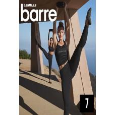[Hot Sale]2019 Q2 LesMills BARRE 07 DVD + CD + waveform graph