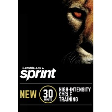 2019 Q3 LesMills Routines SPRINT 17 DVD+CD+Notes