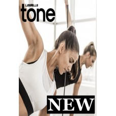 2019 Q3 LESMILLS TONE 07 DVD+CD +Notes